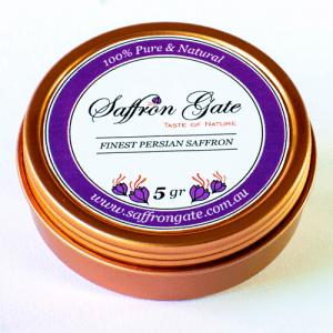 15 Grams Finest Quality Saffron, Negin, All Red