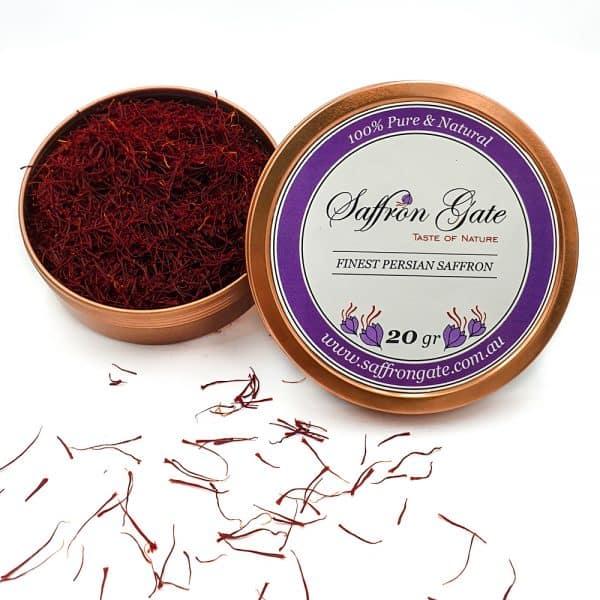20 Grams Saffron