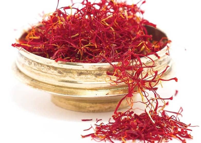 saffron power